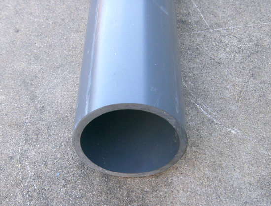 Inch pvc pipe schedule s foot sections ebay